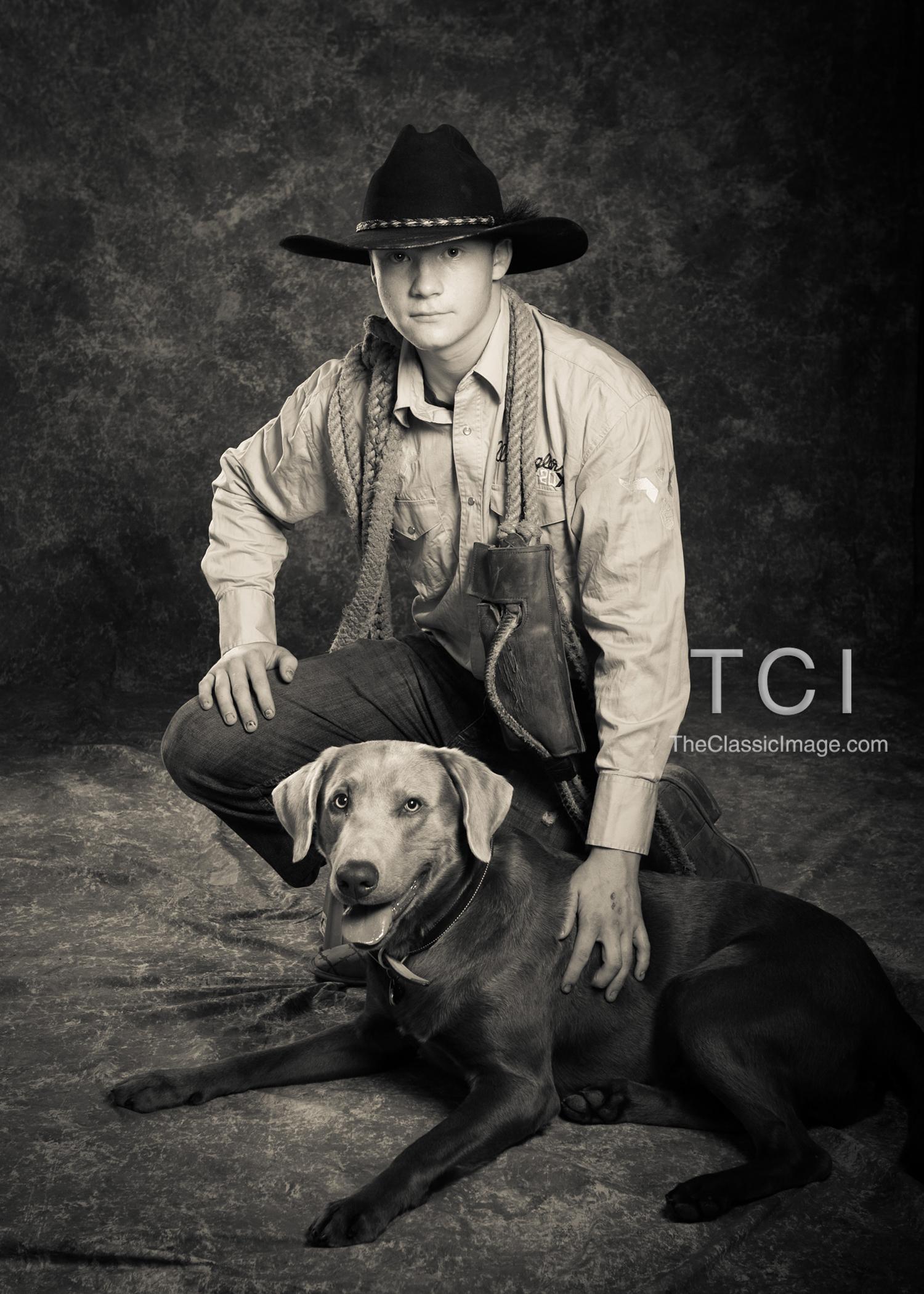 Cowboy and Duke